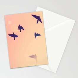 Sun Flared Stationery Cards