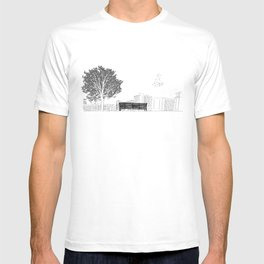 Tom's Favourite Spot —Angels Knoll Park, LA —(500) Days of Summer T-shirt