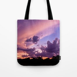 candy skys. Tote Bag