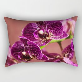 Graceful Orchids !! Rectangular Pillow