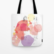 Amelia's Party Tote Bag