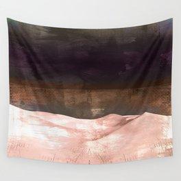 PALE DESERT Wall Tapestry