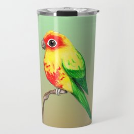 Cute sun conure Travel Mug