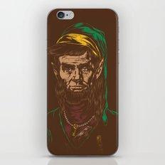Abraham LINKoln iPhone Skin