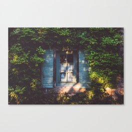 September - Landscape and Nature Photography Canvas Print