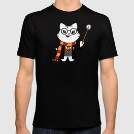 Wizardkitty Griffin House! T-shirt