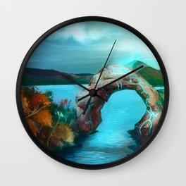 -changing seasons- Wall Clock