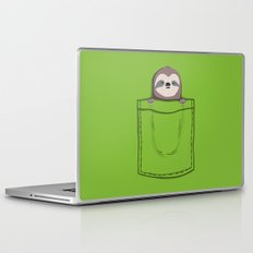 My Sleepy Pet Laptop & iPad Skin