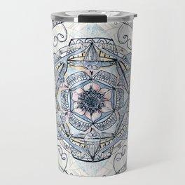 Mandy's Mandala Travel Mug