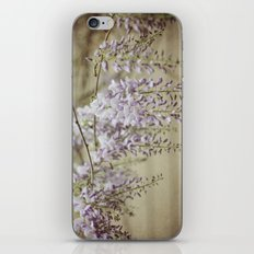 Bloom Where You're Planted iPhone & iPod Skin