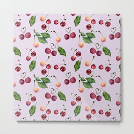 The Cherry Orchard Metal Print