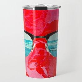 iSea Pink Travel Mug