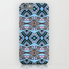 Creole Woman in Mint Slim Case iPhone 6