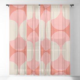 Capsule Modern Sheer Curtain