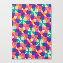 NAPKINS Canvas Print