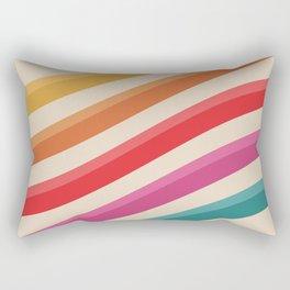 Retro - Rolling Hills #809 Rectangular Pillow