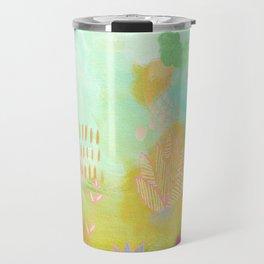 Inspiring lotus Travel Mug