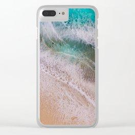 Aloha Kai Clear iPhone Case