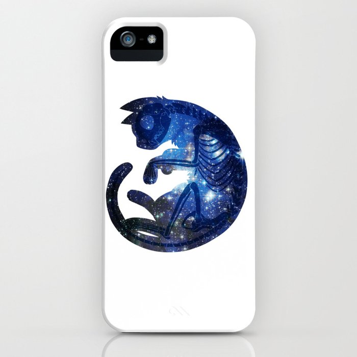 star cat iphone case