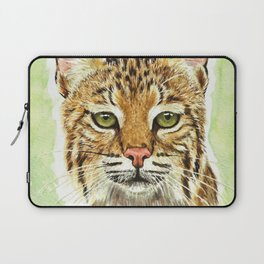 Noel Bobcat - Run Free Laptop Sleeve