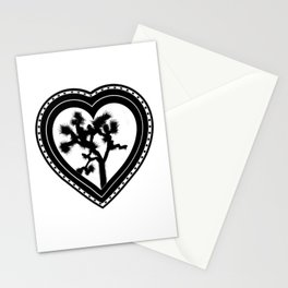 Heart of the Hi-Desert™ Joshua Tree by CREYES Stationery Cards