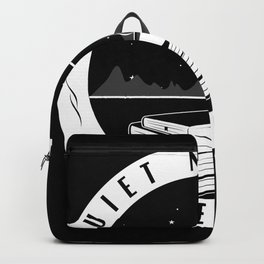 Quiet Night At Home Club Backpack