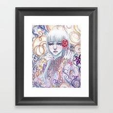 Emotions Framed Art Print