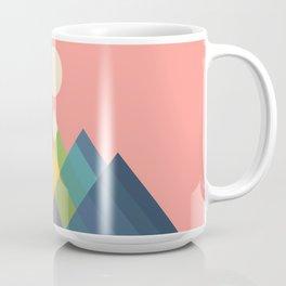 Rainbow Peak Coffee Mug