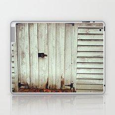 Barn Door Laptop & iPad Skin