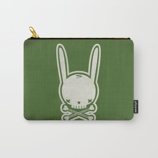 SKULL BUNNY of PIRATE - EP02 MOSS V. Carry-All Pouch
