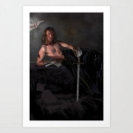 Speramus in Deum Art Print
