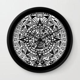Mayan Calendar Wall Clock