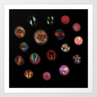 Technetium Art Print