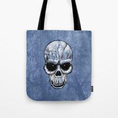 Skull Gaze Tote Bag