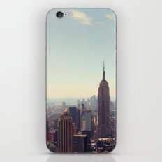 New York City - Empire State Building iPhone & iPod Skin