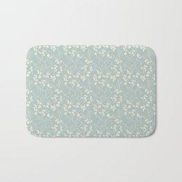 Leaf Print /  Bath Mat
