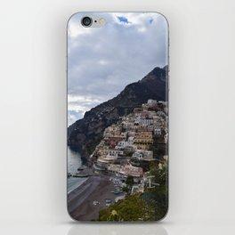 positano iPhone Skin