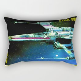 X-wing Starfighter Rectangular Pillow