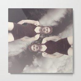 Twins Metal Print