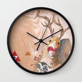 ofrenda y sacrificio / offering and sacrifice Wall Clock