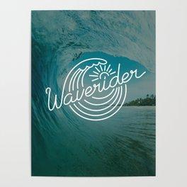 Waverider Rush Poster