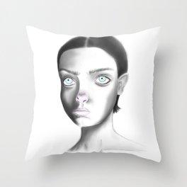 Dust Throw Pillow