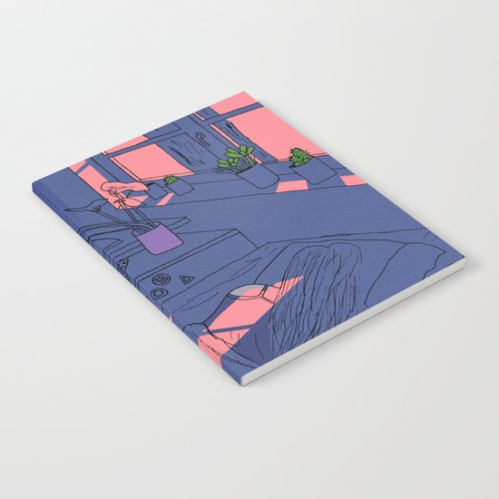 Lazy Day Notebook
