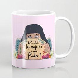 Las Mujeres Tienen Poder Coffee Mug