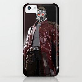 Star Lord Fan Art iPhone Case