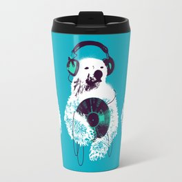 Record Bear Travel Mug