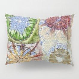 Bepainted Concrete Flower  ID:16165-003711-19651 Pillow Sham