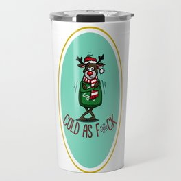 Cold AF Travel Mug