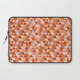 Geometric in Vermillion Laptop Sleeve