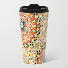Gypsy Caravan Mandala Travel Mug